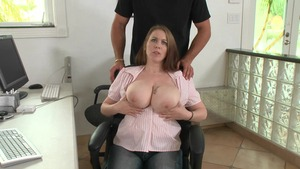 Big Naturals - Desiree & JMac XXX