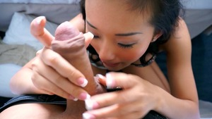 IKnowThatGirl - Girlfriend Alina Li really likes slamming hard