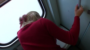 PublicPickups - Angel Wicky good fucking in the train