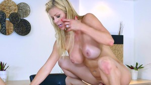 Hot & Mean - Molly Mae starring Alexis Fawx