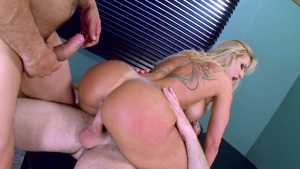 BigButtsLikeItBig: Ryan Conner titty fucking XXX