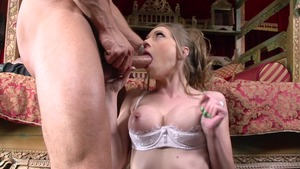 Real Wife Stories - European Shawna Lenee ass licking