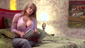 Mommy Got Boobs: Darla Crane and Johnny Sins ass fucking