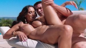 MILFs Like It Big - Fingering with Ava Addams & Keiran Lee