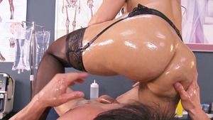 BigWetButts: Lisa Ann POV fucked missionary sex video