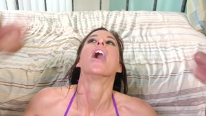Real Wife Stories: Gia Dimarco is wet whore