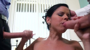 PornstarsLikeItBig - Diamond Kitty ass to mouth