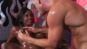 Dirty Masseur - Diamond Jackson clean reverse cowgirl scene