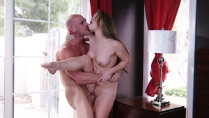 TeensLikeItBig - Madison Chandler alongside Johnny Sins ballet
