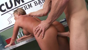 DoctorAdventures.com - Brianna Brooks in thong clean ballet