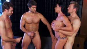 MILFsLikeItBig: Threesome with Jewels Jade and Ramon Nomar
