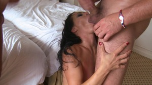 ZZ Series: Athletic Sandra Romain ass fingering
