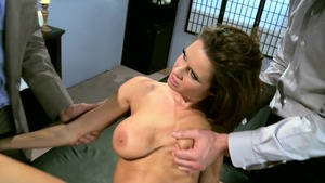 MommyGotBoobs - Veronica Avluv and Manuel Ferrara blowjobs