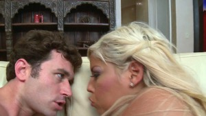 BigWetButts - American maid Bridgette B gonzo receiving facial