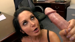 Mommy Got Boobs: Ava Addams is so thick brunette