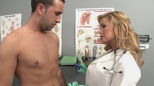 Doctor Adventures - Shyla Stylez & Keiran Lee fingering