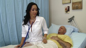 DoctorAdventures.com - American Isis Love is muscle doctor
