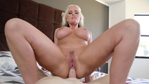 BigWetButts.com: Alena Croft with Jordi oily creampied