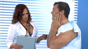 DoctorAdventures - Very clean blowjob together with Tory Lane
