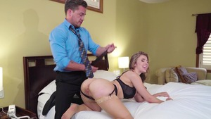 BigButtsLikeItBig - Naked Lena Paul reverse cowgirl sex tape